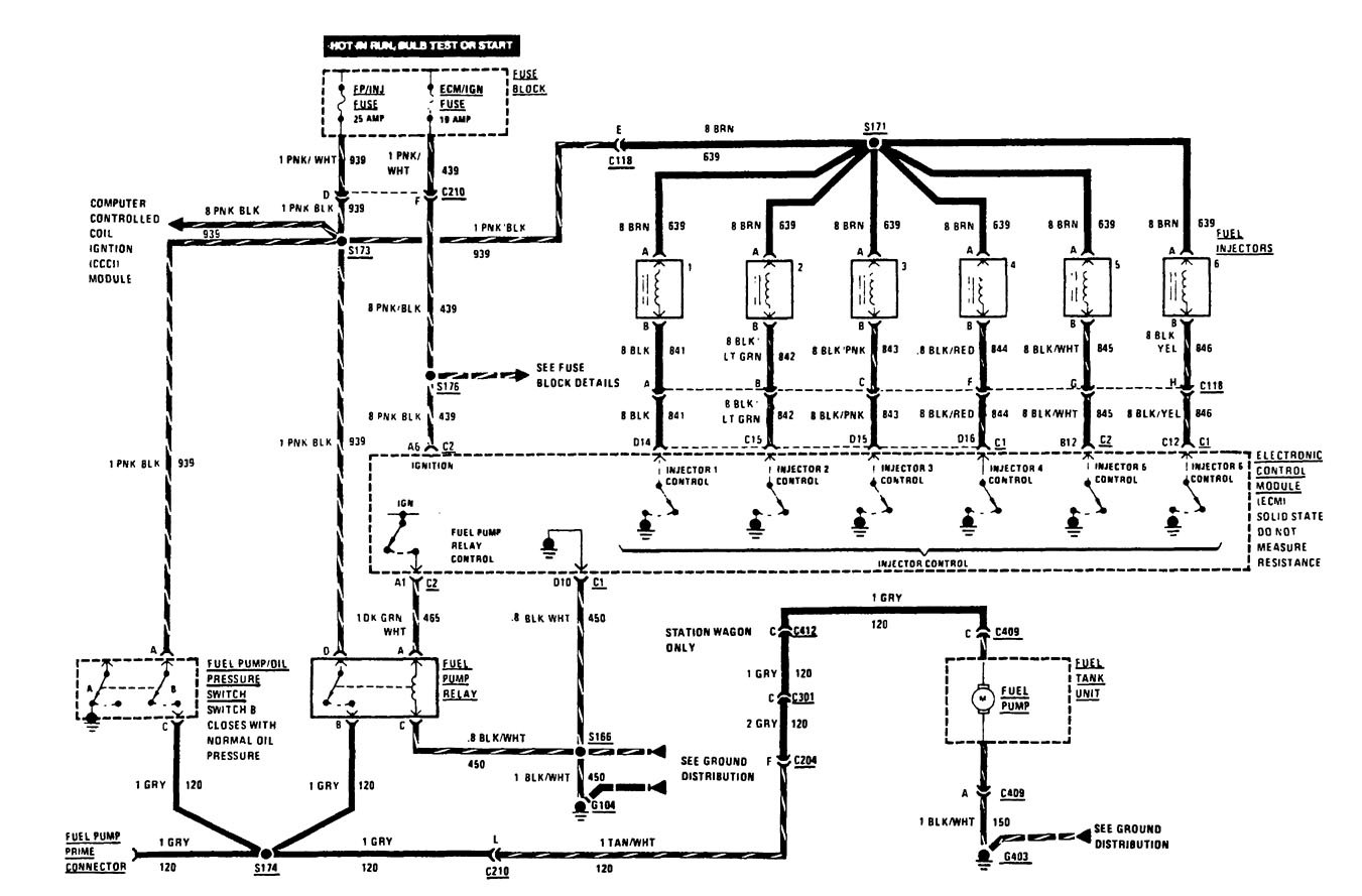 88 Buick Wiring Diagram