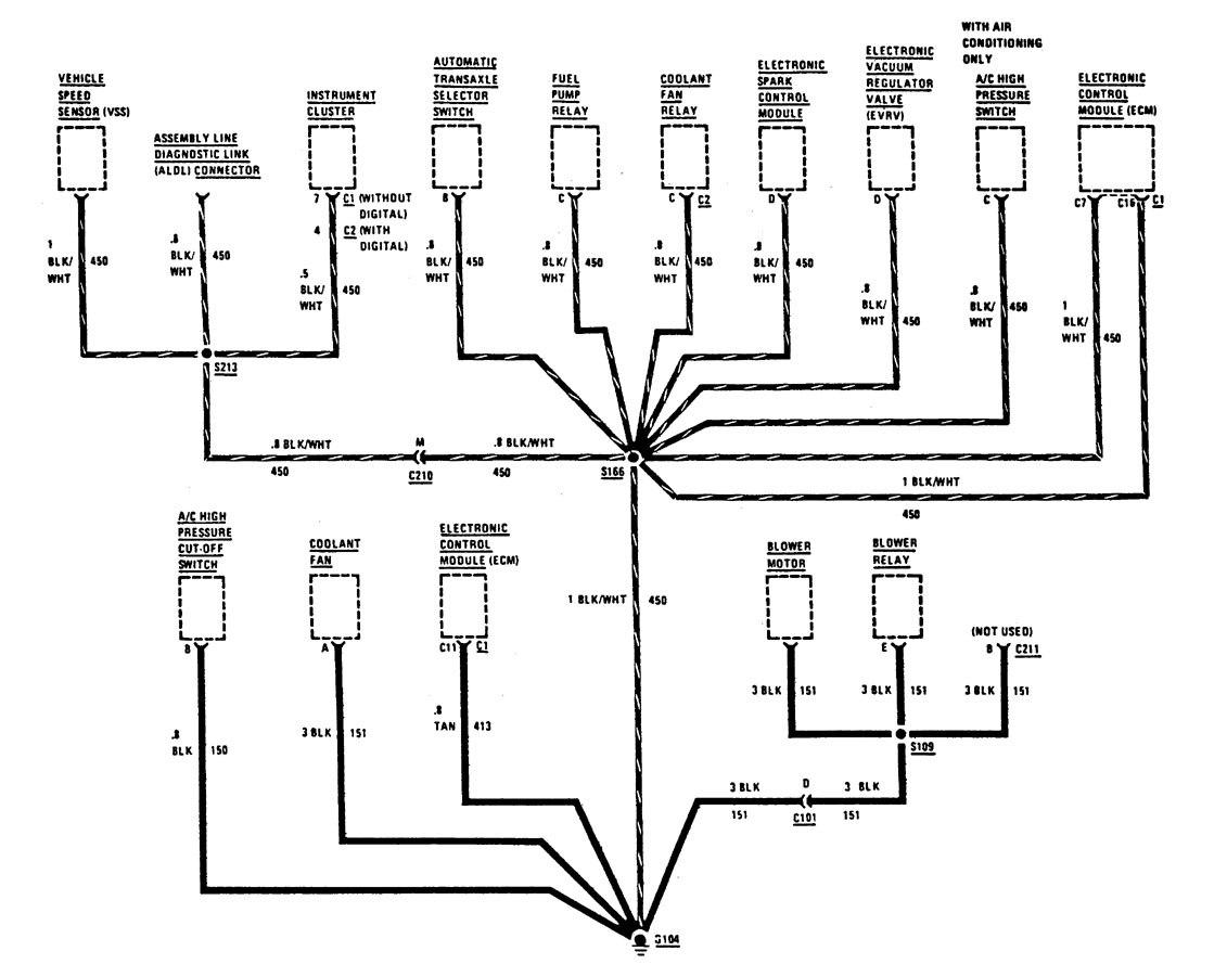 Buick Lesabre Ecm Wiring Diagram Buick Auto Wiring