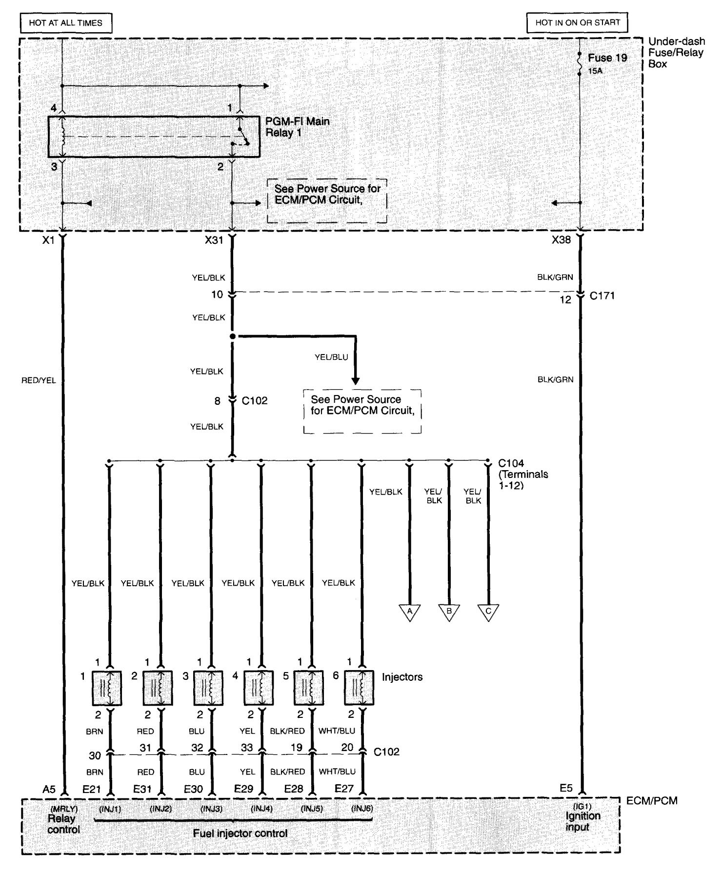 Acura Rl Engine Diagram