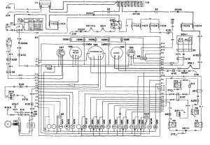 Volvo 960 (1995  1996)  wiring diagrams