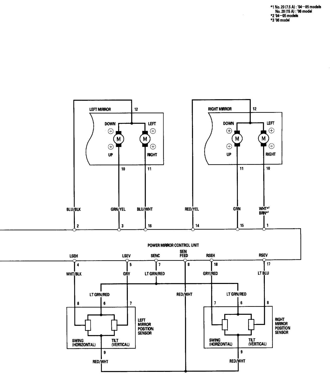S Power Wiring Diagram