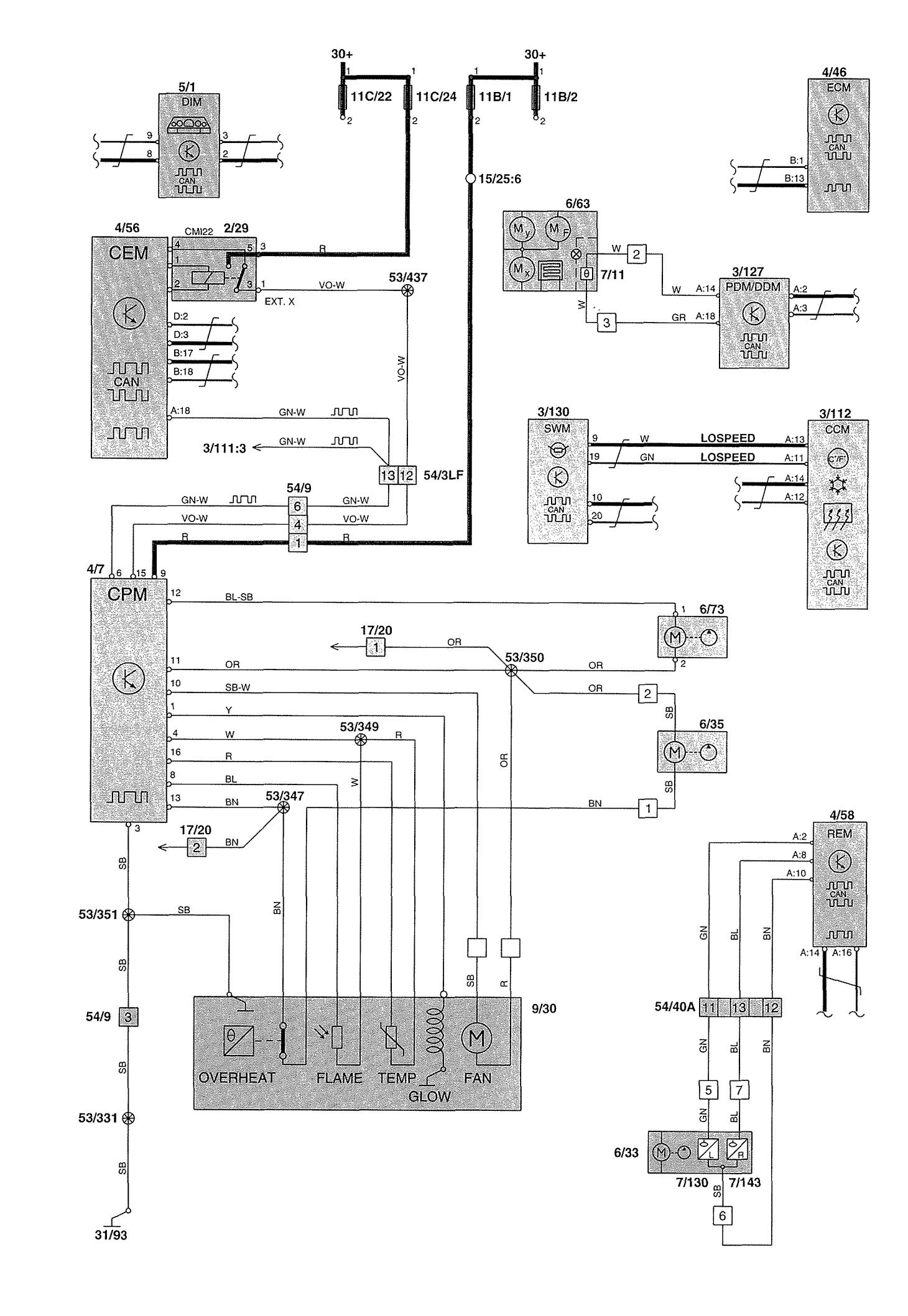 Volvo V70 Cem Wiring Diagram Apktodownload