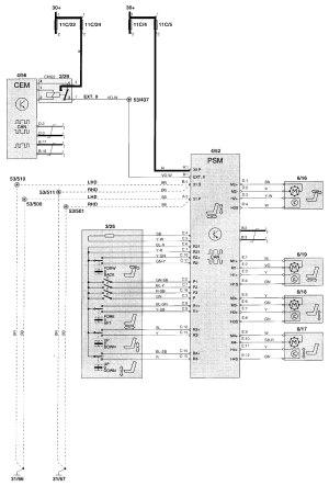 Wiring Diagram Volvo V70 2004  Wiring Diagrams