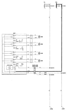 2002 Volvo C70 Seat Wiring Diagram | Wiring Library