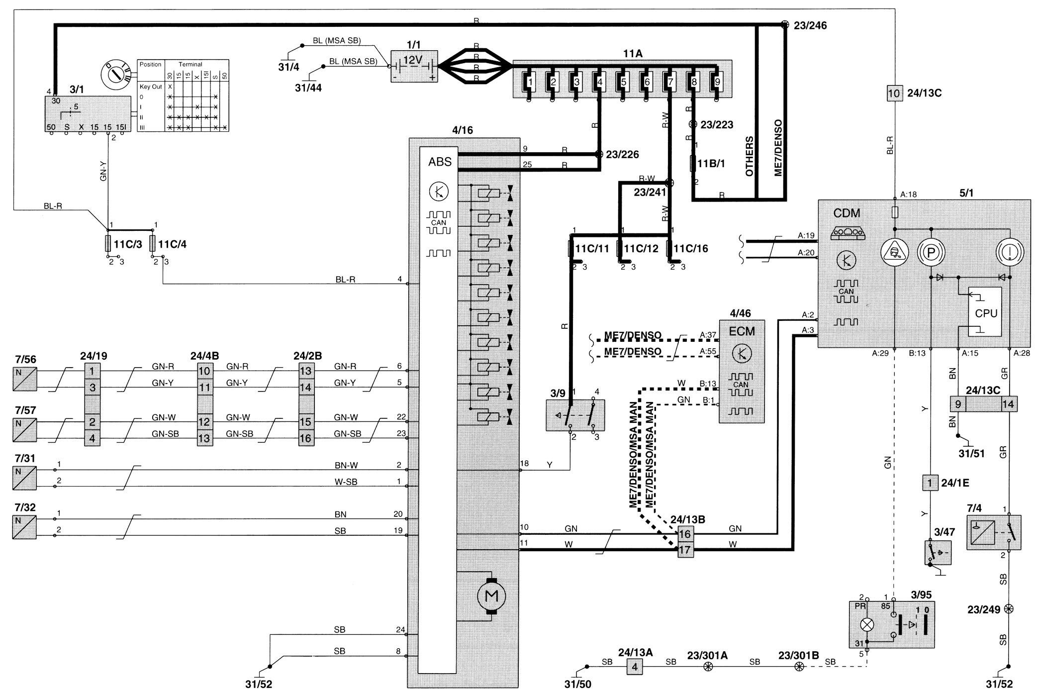 D69 Dart Wiring Diagram