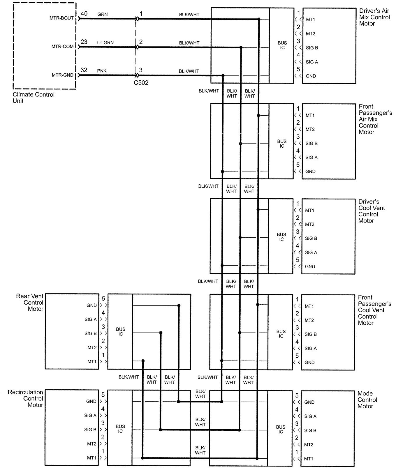 Hvac Fan Control Wiring Diagrams