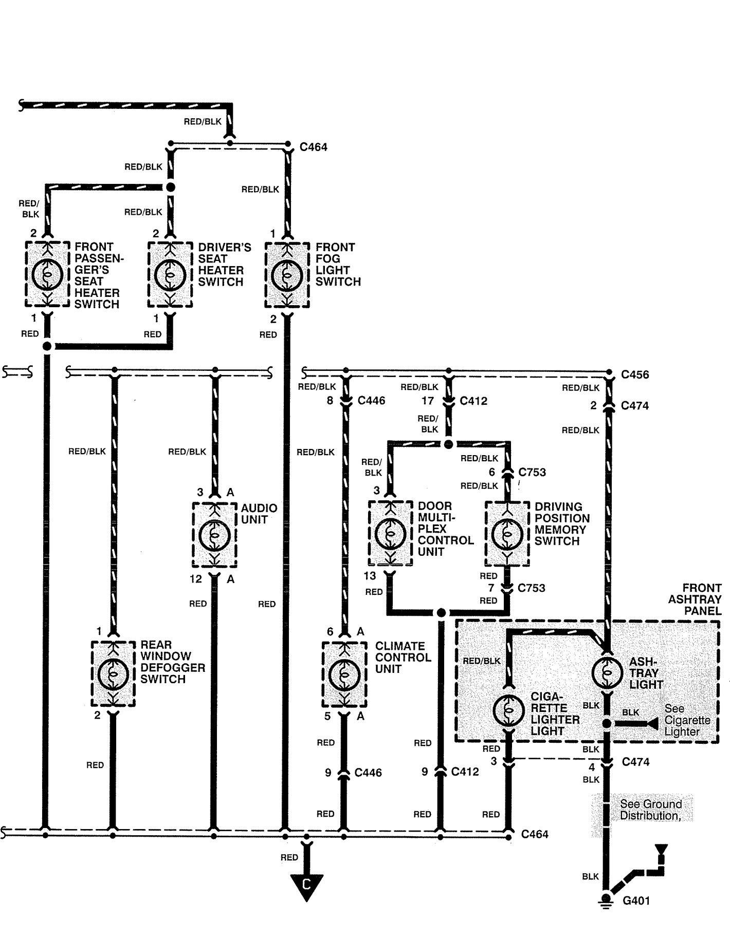 Geo Storm Wiring Diagram