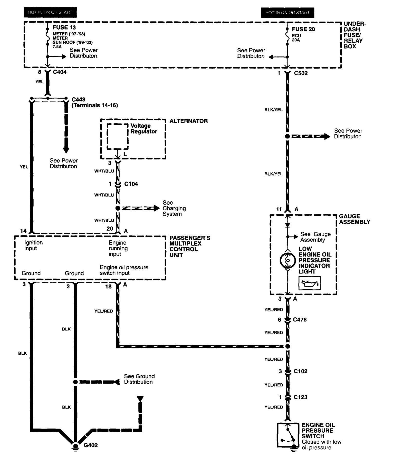 Acura Rl Wiring Diagrams