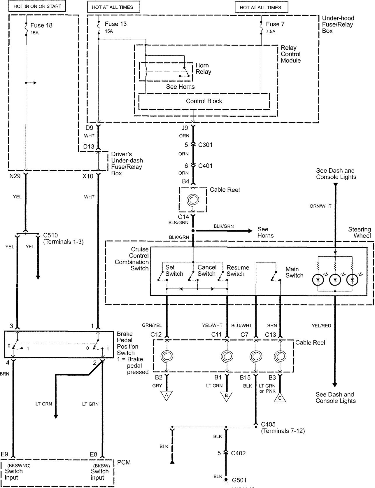 2005 C4500 Wiring Diagram