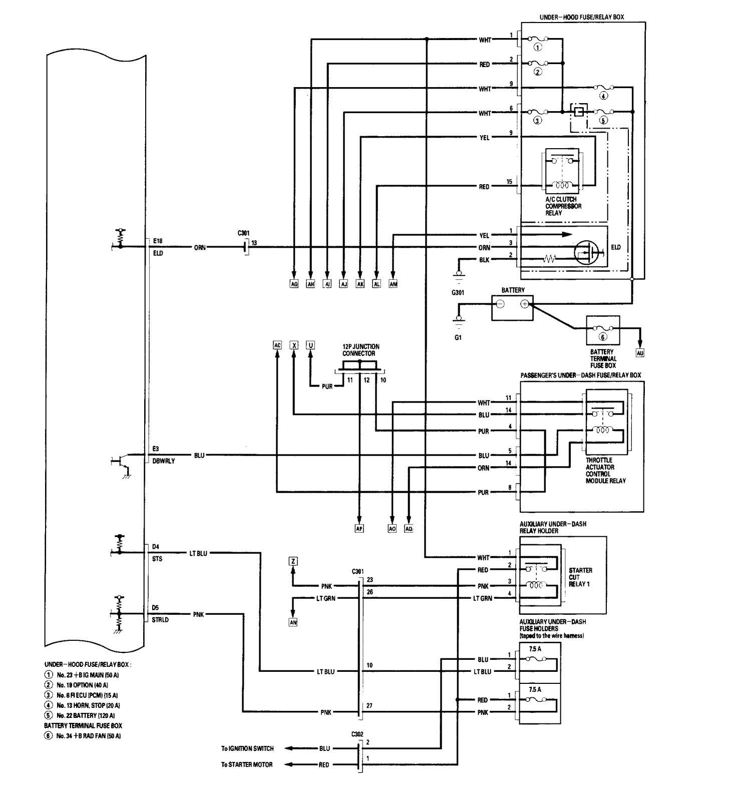 Honda Accord Interior Diagrams Html