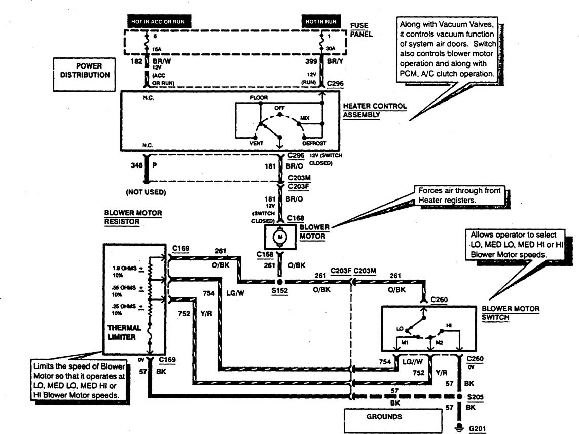 Wiring Diagram National Dolphin