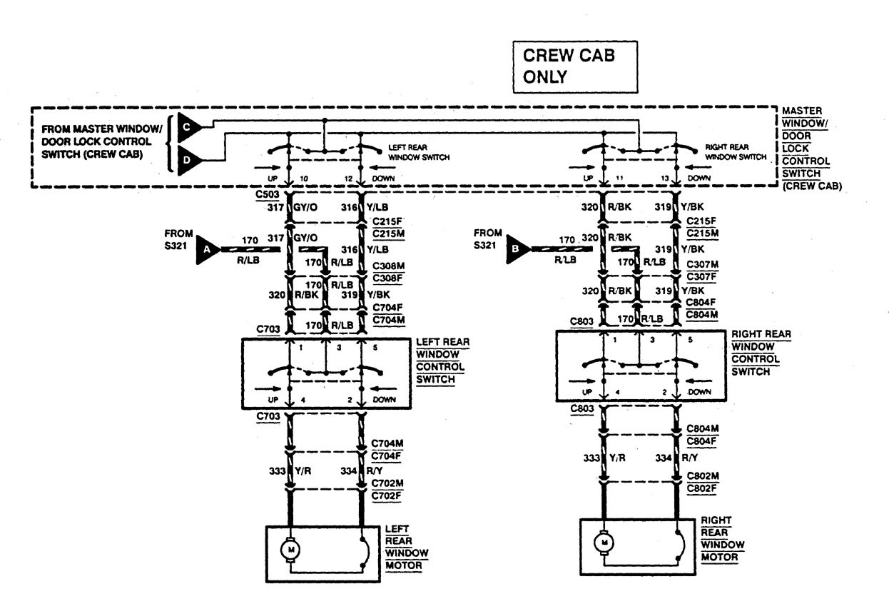 95 Ford Contour Fuse Box 1995 Fleetwood Bounder Wiring-Diagram 95 Ford F53 Wiring  Diagram