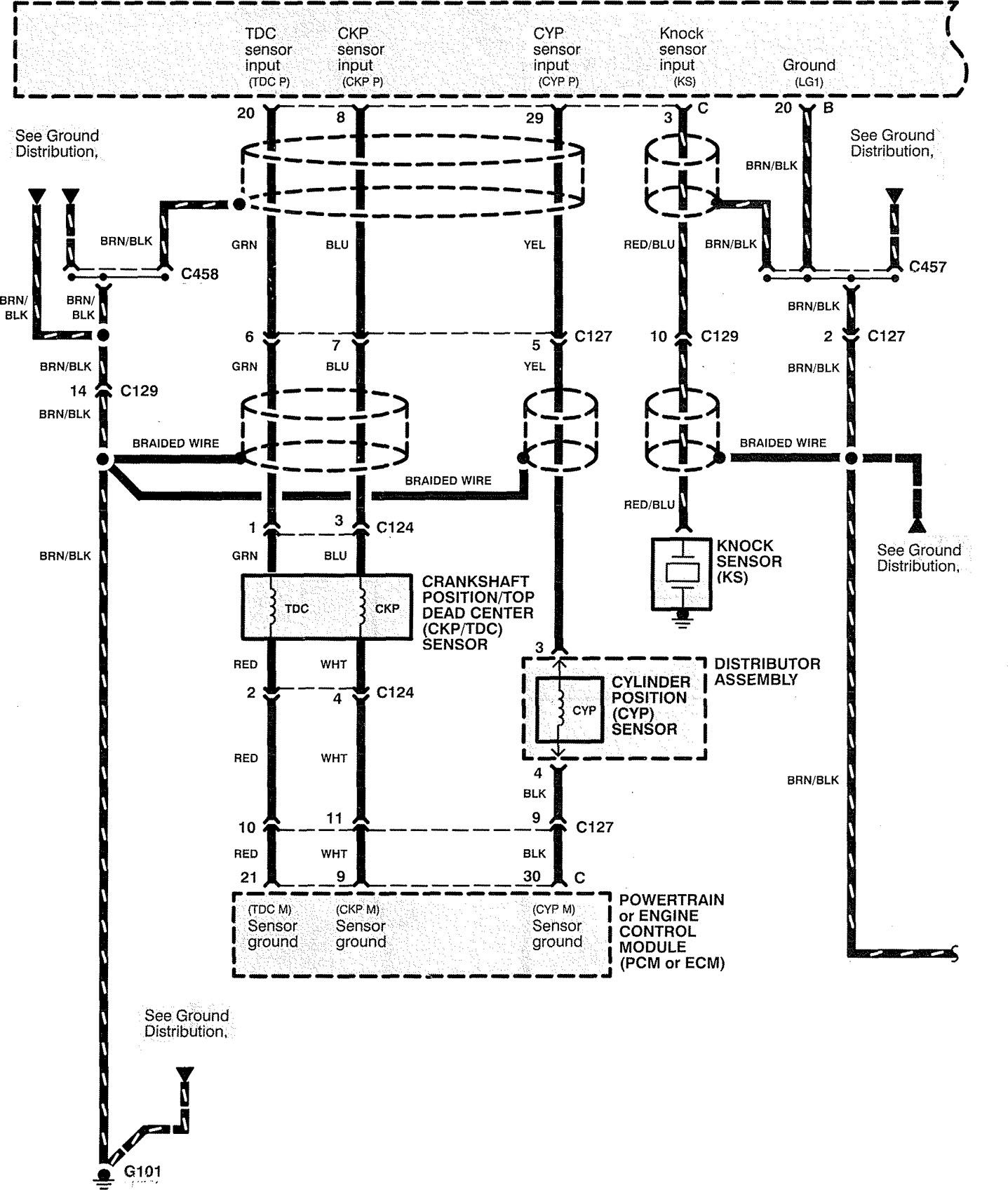 1990 Mustang Fuel Injector Schematic | Wiring Diagram Database on
