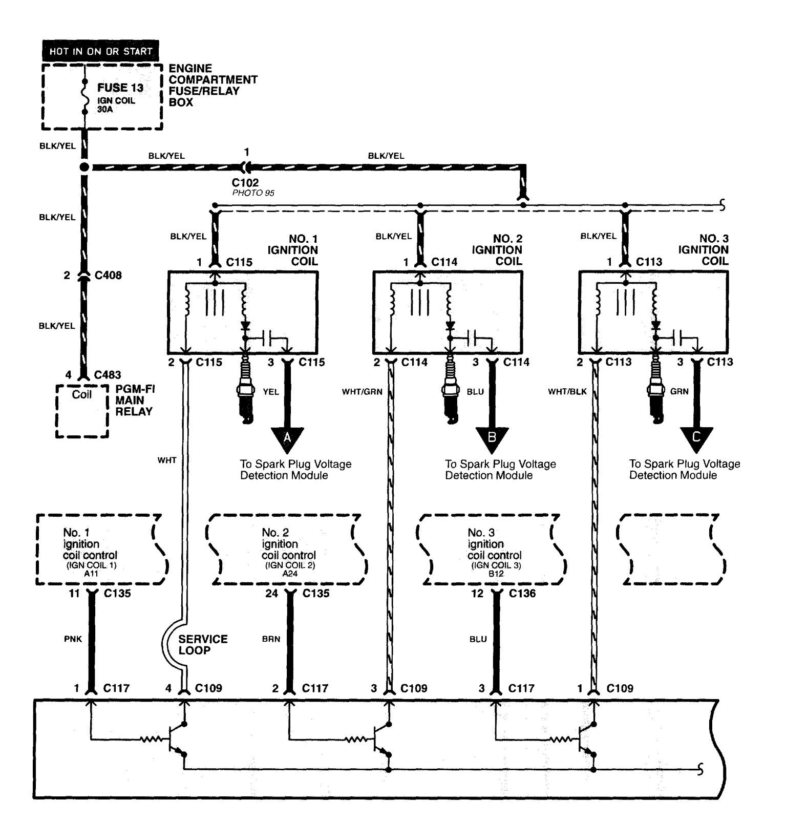 Acura Wiring Diagram