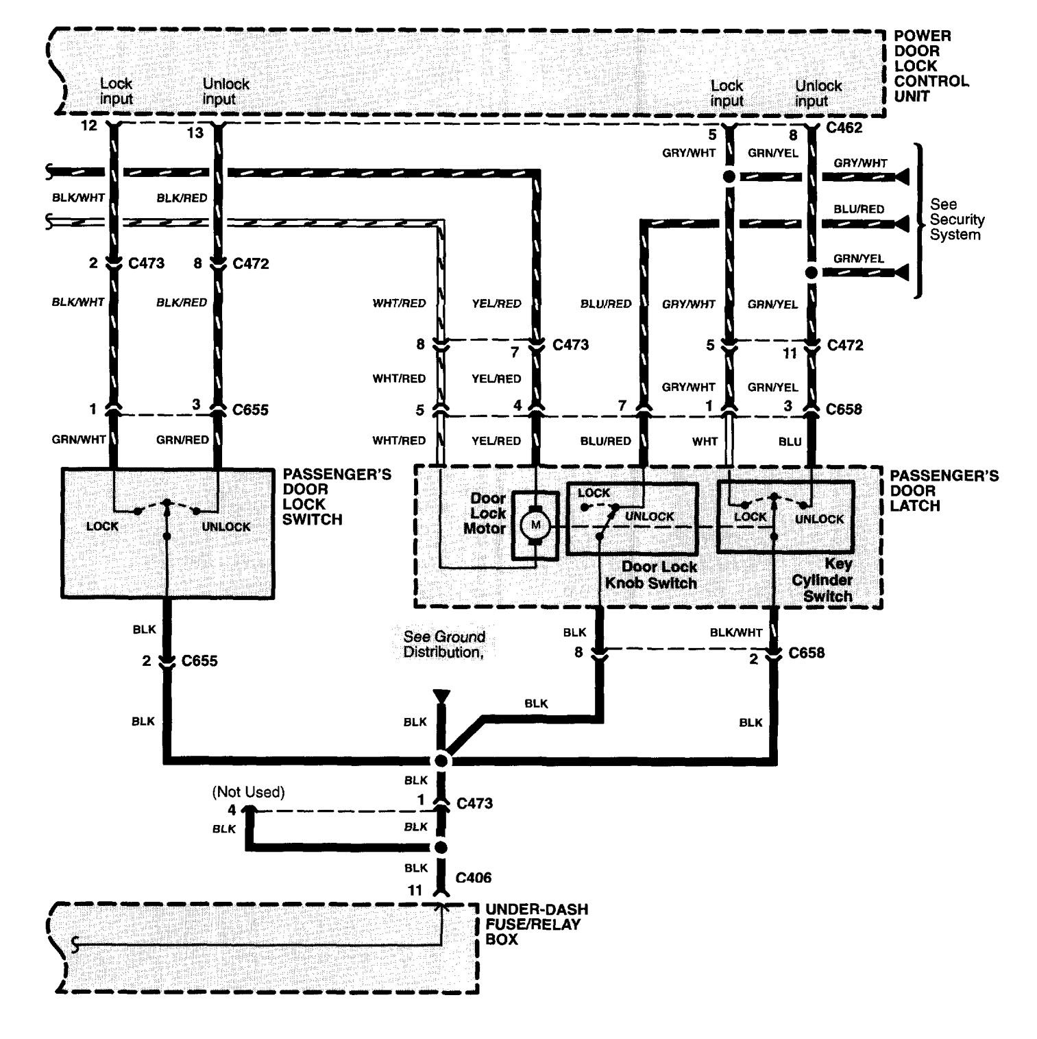 89 Crx Fuse Box Diagram