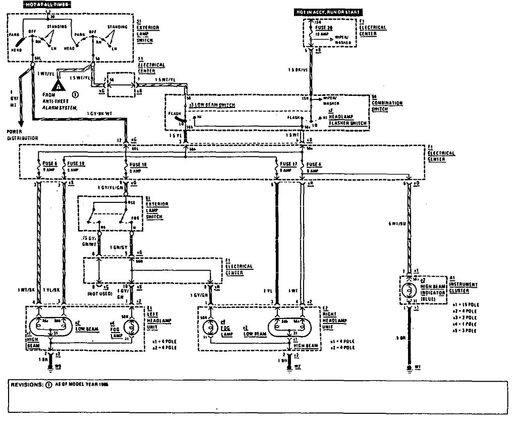 File Name Mercede Benz 190e Wiring Diagram