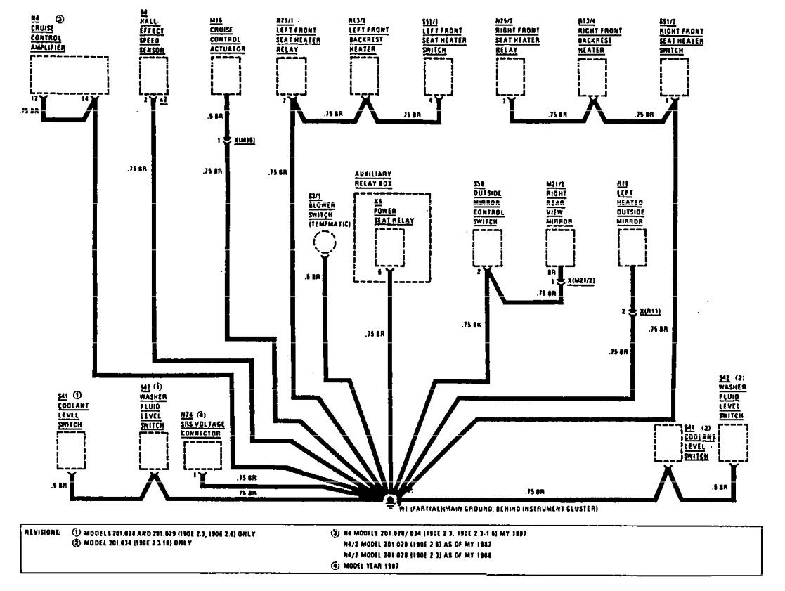 Mercedes 230 Slk Fuse Box Diagram