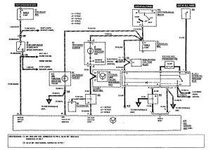 MercedesBenz 300E (1990  1991)  wiring diagrams  brake controls  CARKNOWLEDGE