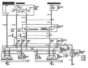 1990 Mercedes 260e Wiring Diagram | Wiring Library