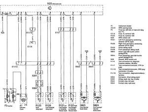Mercedes Benz W204 Wiring Diagram | Wiring Library