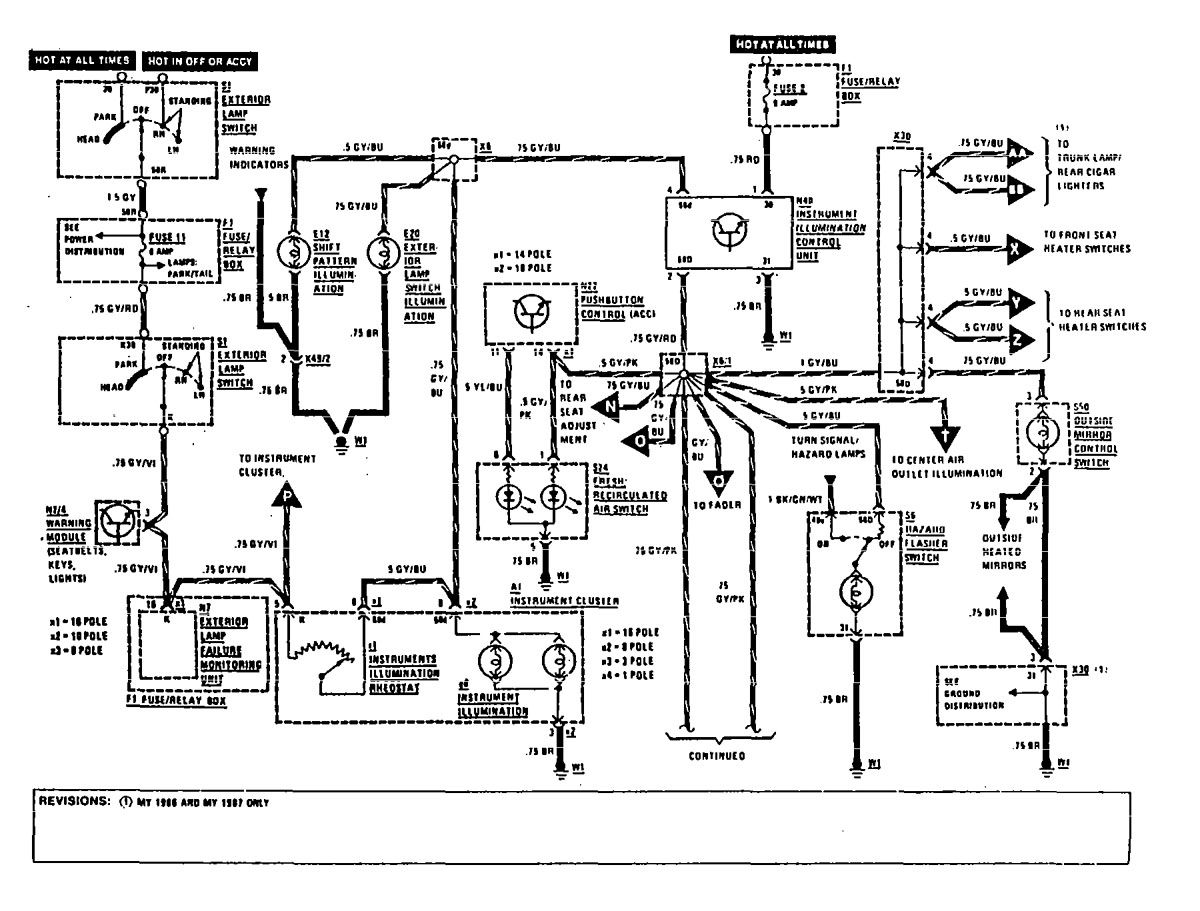 Astounding mercedes 230sl wiring diagram free house drawing