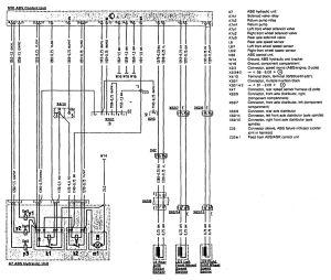 Mercedes Abs Wiring Diagram  Smart Wiring Diagrams