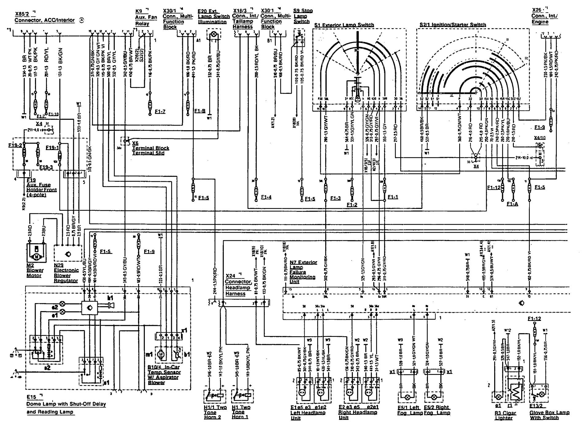 91 Alfa Romeo Spider Wiring Diagram