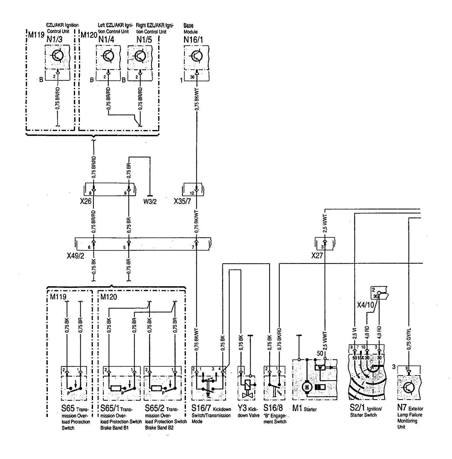 Volvo 940 Wiring Diagram