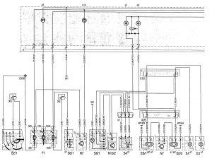 MercedesBenz C220 (1994  1996)  wiring diagrams