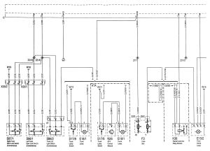 MercedesBenz C220 (1994  1996)  wiring diagrams  power