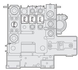Fiat Stilo (2001 – 2008) – fuse box diagram  CARKNOWLEDGE