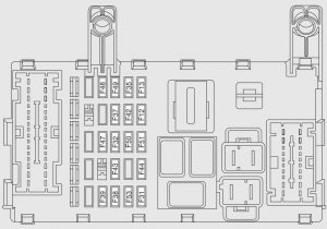 Fiat Strada (2007 – 2017) – fusebox diagram  CARKNOWLEDGE