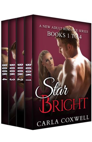 Star Bright New Adult Romance Series – Books 1 to 4