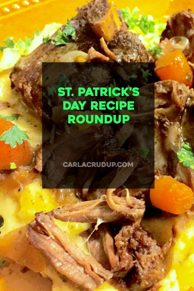 Recipe Roundup: St. Patrick's Day Party Recipes!