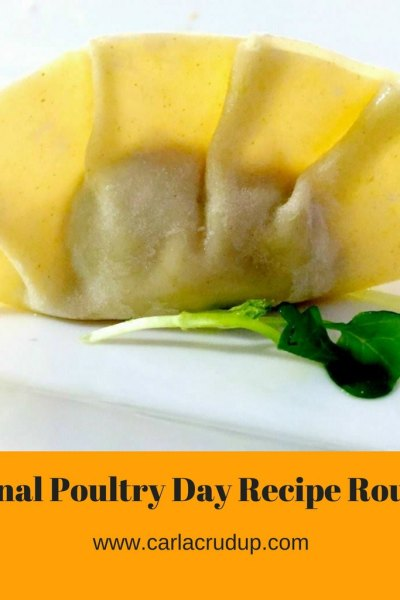 National Poultry Day Recipe Roundup