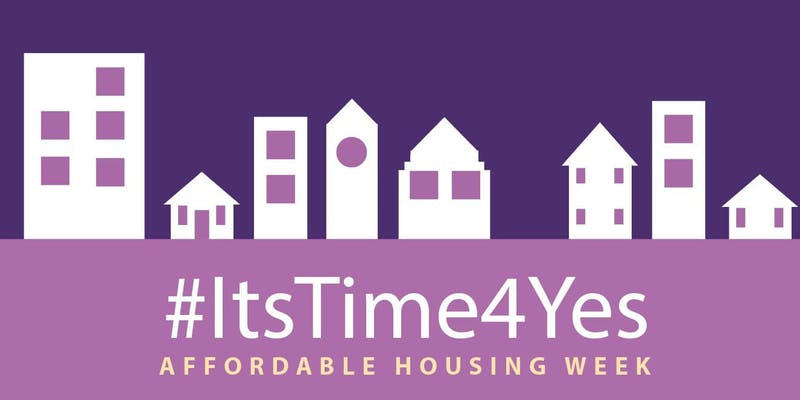 Join CaRLA during Affordable Housing Week