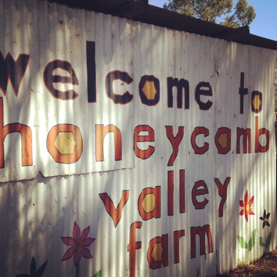 Honeycomb Valley Farm.