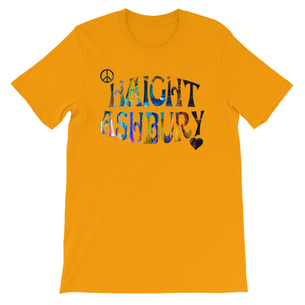 haight-ashbury-t-shirt-gold