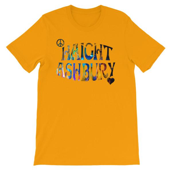 haight-ashbury-t-shirt-gold