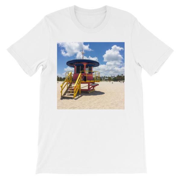 10th-street-lifeguard-tower-miami-t-shirt-white