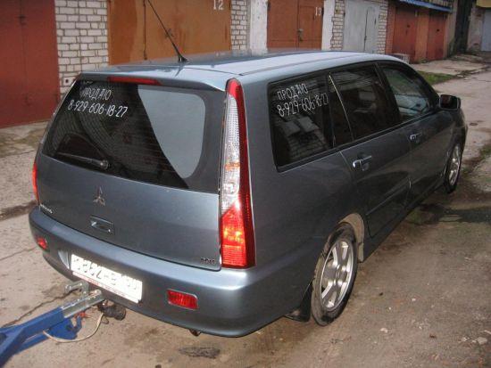 Продаю Mitsubishi Lancer STW - универсал - Продажа ...