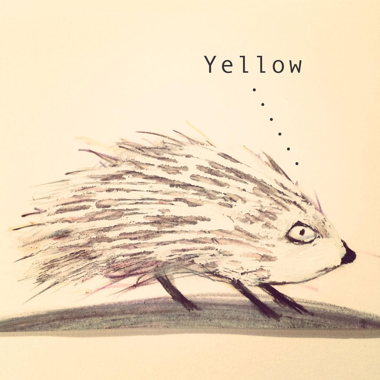 yellowhedgehog