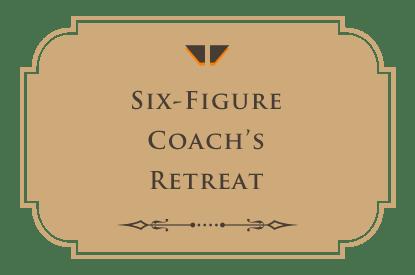 Six-Figure Coach Retreat Tuscany - Carl Brooks
