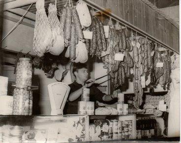 Photo de l'étale au marché de Wazemme