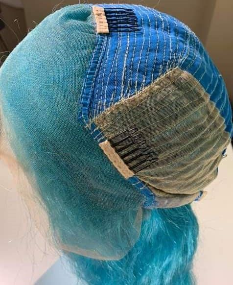 Inside Front Lace Wig Cap