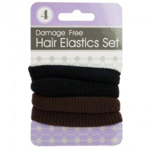 damage free wide elastic hair bands