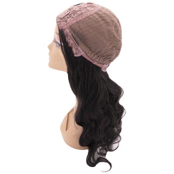 Brazilian Body Wave U-Part Wig (inside cap side)