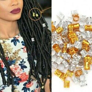 Hair Jewelry for Braids Locs Dreads