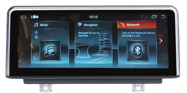8 8 inch android8 PX6 screen for BMW X3 F25/X4 F26(2014-2016