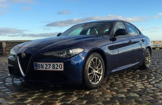 Test: Alfa Romeo Giulia 2.0 benzin